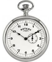 Buy Rotary Mens Pocket Watch online