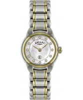 Buy Rotary Ladies Two Tone Watch online