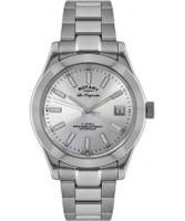 Buy Rotary Mens Les Originales Silver Watch online