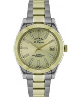 Buy Rotary Mens Two Tone Watch online