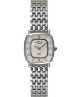 Buy Rotary Ladies Ultra Slim Steel Watch online
