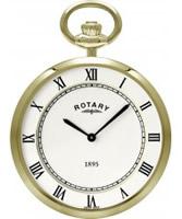 Buy Rotary Ultra Slim Pocket Watch online