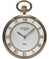 Buy Rotary Ultra Slim Pocket Watch online