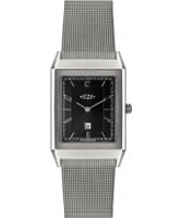 Buy Rotary Mens Classic Mesh Bracelet Watch online