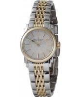 Buy Dreyfuss and Co Ladies Two Tone Watch online