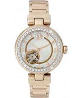 Buy Project D Ladies Automatic Gold Plated Watch online