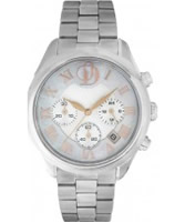 Buy Project D Ladies Chronograph Steel Watch online