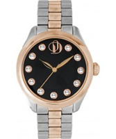 Buy Project D Ladies Two Tone Bracelet Watch online