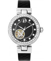 Buy Project D Ladies Automatic Black Watch online