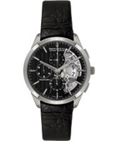 Buy Dreyfuss and Co Mens Skeleton Chronograph Watch online