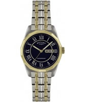 Buy Rotary Mens Classic Two Tone Watch online