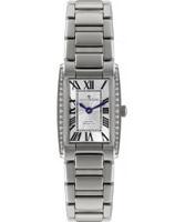 Buy Dreyfuss and Co Ladies Silver Tone Steel Bracelet Watch online