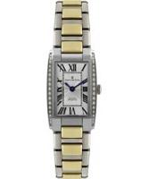 Buy Dreyfuss and Co Ladies Two Tone Steel Bracelet Watch online