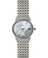 Buy Rotary Ladies Silver Steel Bracelet Watch online
