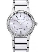 Buy Karen Millen Ladies Steel and Ceramic Bracelet Watch online