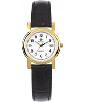 Buy Royal London Mens Classic Black and Gold Watch online