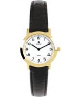 Buy Royal London Ladies Classic Analogue Black Watch online