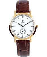 Buy Royal London Mens Classic Gold Watch online