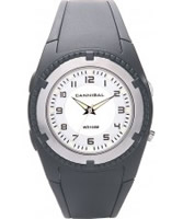 Buy Cannibal Kids Black Plastic Watch online