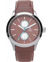 Buy Royal London Mens Brown Epitome Watch online
