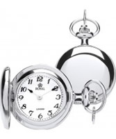 Buy Royal London Ladies Silver Pendant Watch with Arabic Numerals online