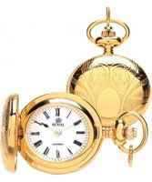 Buy Royal London Ladies Gold Pendant Watch with Roman Numerals online