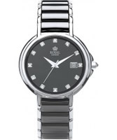 Buy Royal London Ladies Fashion Quartz Black Watch online