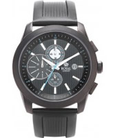 Buy Royal London Mens Black Adventurer Chronograph Watch online