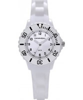 Buy Cannibal Kids White Silicone Watch online