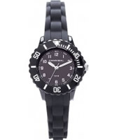 Buy Cannibal Kids Black Silicone Watch online
