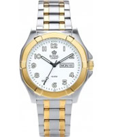 Buy Royal London Mens Classic Two Tone Workhorse Watch online