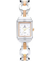 Buy Royal London Ladies Dress Two Tone Crystal Watch online