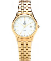 Buy Royal London Ladies Classic Gold Watch online