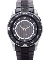 Buy Cannibal Mens Black Plastic Watch online