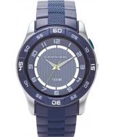 Buy Cannibal Mens Dark Blue Plastic Watch online