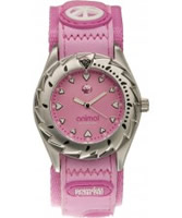 Buy Animal Ladies Zepheresse Pink Watch online