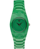 Buy Animal Ladies Mooji Kelly Green Watch online