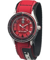 Buy Animal Mens Taku Red Watch online