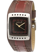 Buy Animal Ladies Can Am S Dark Brown Watch online