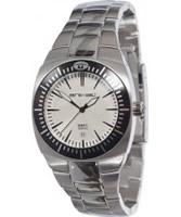 Buy Animal Mens Surfmaster Steel Integral Bracelet Watch online