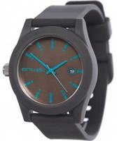 Buy Animal Mens Alva Black Silicone Strap Watch online