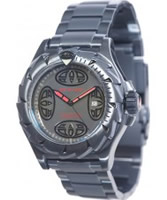 Buy Animal Mens Zepher XL Charcoal Grey Watch online