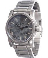 Buy Animal Mens Burn Metal Steel Bracelet Watch online