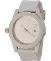 Buy Animal Ladies Alvia Putty Grey Silikone Strap Watch online