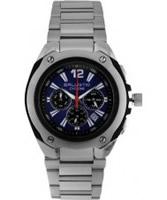 Buy Ballistic Mens Cyclone Chronograph Silver Watch online