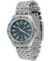 Buy Sector Mens Black Steel Watch online