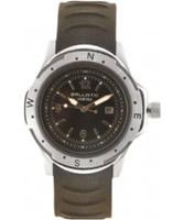 Buy Ballistic Mens Vortex Dark Brown Watch online
