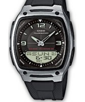 Buy Casio Mens Illuminator Dual Display Sports Watch online