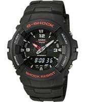 Buy Casio Mens G-Shock Combination Display Classic Watch online
