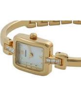 Buy Sekonda Ladies Gift Set White Stone Set Bracelet online